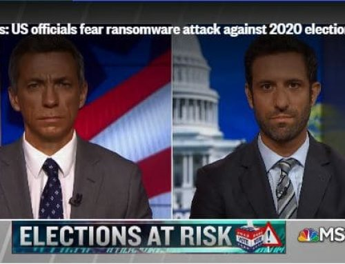 ASD's David Salvo and Clint Watts on Ransomwear Attacks on MSNBC's Hardball