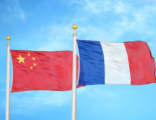 France Gets a Taste of Beijing's 'Wolf Warrior' Diplomacy