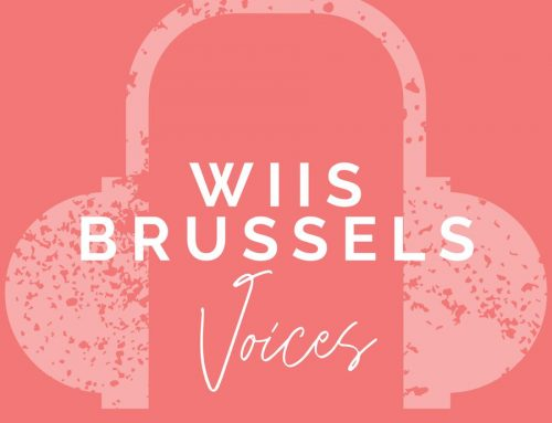 Nad'a Kovalčíková Discusses Women in Leadership with WIIS Brussels