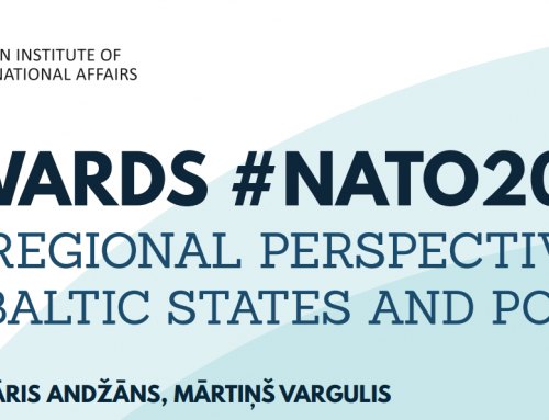 New Threats Require New Partners: How the Baltic States, Poland, and NATO Should Deepen Global Partnerships to Counter Emerging Threats at Home