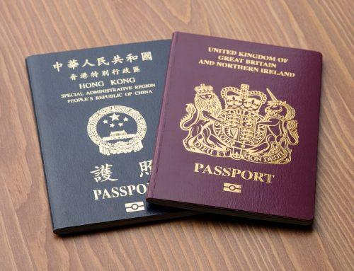 'Wolf Warriors' Go After U.K.'s Immigration Scheme for Hong Kong